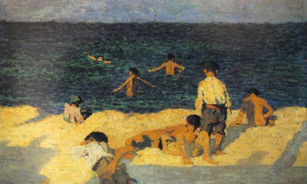 Fernand Léger à L'Ile-Rousse