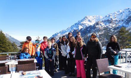 Mini-séjours à la neige pour les ados