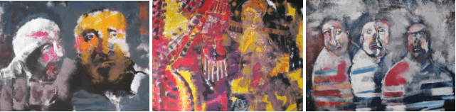 Exposition d'artistes balanins au Spaziu