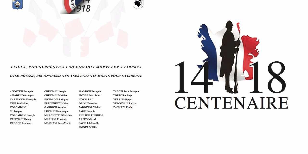 14-18 Centenaire