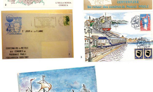 Marques postales de L'Ile-Rousse – partie 3