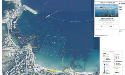 Une Z.M.E.L pour le Port de L'Ile-Rousse