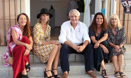 Nadja, Christine Papillon et Antoine Pallovicini au Spaziu