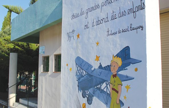 Inscription école maternelle Le Petit Prince