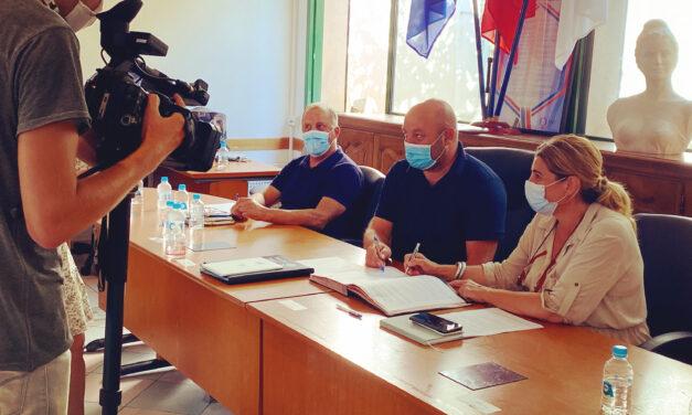 Signature d'une convention de gestion des eaux pluviales entre la commune et l'intercommunalité