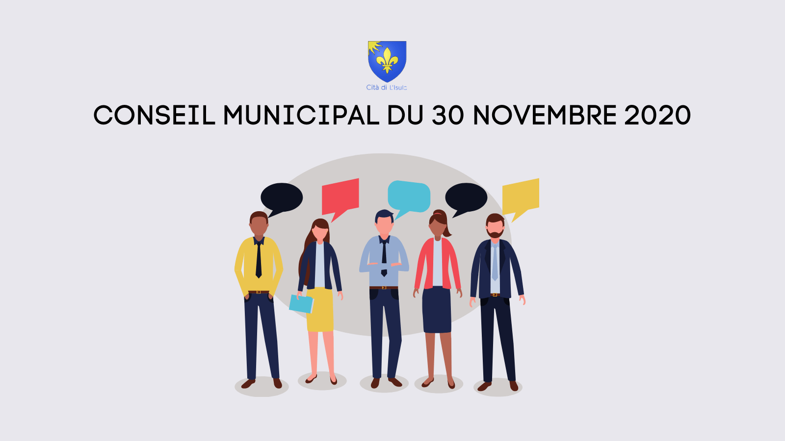 Conseil Municipal – 30 Novembre 2020 à 18h