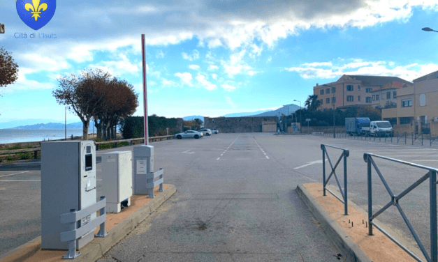 Parkings gratuits en periode hivernale