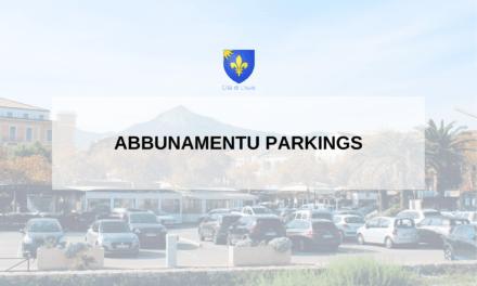 Parkings municipaux