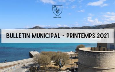 Bulletin municipal – printemps 2021