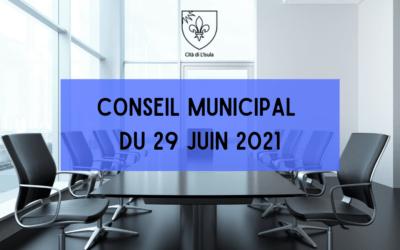 Retrouvez l'article de Stampa Paese concernant le conseil municipal du 29 juin 2021