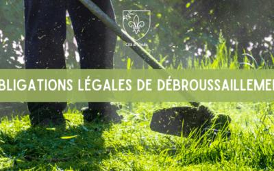 Les Obligations Légales de Débroussaillement