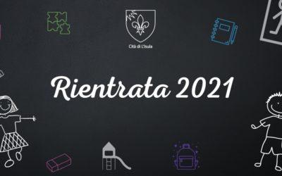 Rentrée scolaire 2021