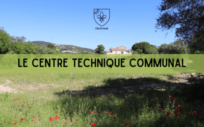 Le Centre Technique Communal